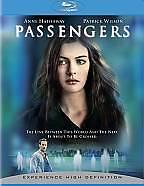 Passengers RARE BRAND NEW SEALED Blu-ray BUY 2 GET 1 FREE