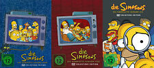 LOS SIMPSONS - completo Temporada 4+5+6 NEW 12 DVD ' s Comedia Homer