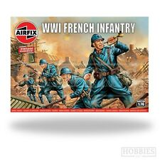 Airfix 1/76 French Infantry WWI Vintage Classic Series A00728