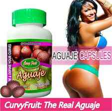 Curvyfruit,The Original Aguaje Pills w/ Real Results (100 cap/530 mg) -US Seller