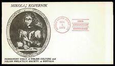 USA 1973 KOPERNIKUS COPERNICUS COPERNIC FREISTEMPEL PROBE PROOF TEST PRINT RARE!