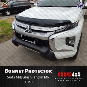 Premium Bonnet Protector for Mitsubishi Triton MR 2019+ Tinted Guard