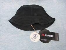 AIGLE Chapeau Hiver Polartec - Taille S - Noir - Modèle LEXHANE