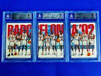 1991 SKYBOX DREAM TEAM SET BGS 9+ Mint! Possible PSA #544,545,546 Michael Jordan