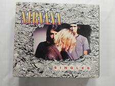NIRVANA 6 disc CD SINGLES 1995 ORIGINAL ULTRA RARE BOX SET