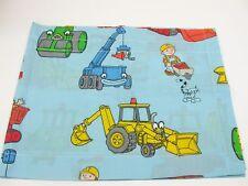 """Dan River Big Machines Boy's Valance ~ Blue Multi ~ 17"""" L x 84"""" W **NEW**"""