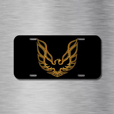 Firebird Vehicle License Plate Front Auto Tag Plate Trans am Fire hawk NEW