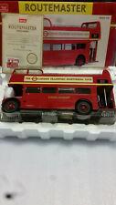 Routemaster Bus Aperto Top Rm94 Vlt 94 Londra Trasporto 1:24 Sun Star 2910