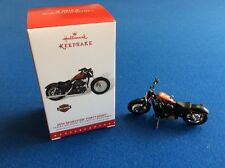 Harley Davidson Sportster Forty-Eight - 2015 Hallmark Christmas ornament in box