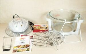 Flavor Wave Turbo Convection Oven AX-767MH + Accessories