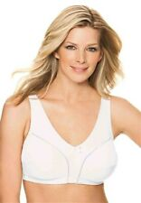 NWD Comfort Choice White 42D Soft Cup Full Coverage Bra #62894