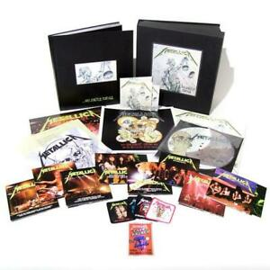 METALLICA - ...And Justice For All - DELUXE Box Set - CD Vinyl DVD