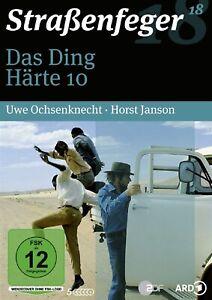 Straßenfeger 18: Das Ding / Härte 10 Neu und Originalverpackt 5 DVDs