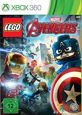Xbox 360 Spiel Lego Marvel Avengers in OVP mit Anleitung