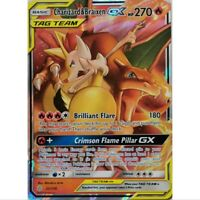 Charizard & Braixen GX 22/236 Ultra Rare Pokemon EN NM/Mint