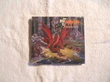 "Cauldron Born ""God of Metal"" 1998 cd Underground Symphony Digipack New Sealed"