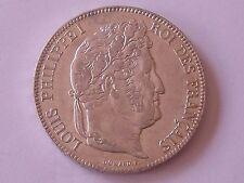 5 Francs Louis-Philippe Ier 1834 A