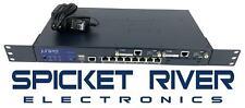 Juniper Networks SRX220 Services Gateway Firewall Security Appliance #49872