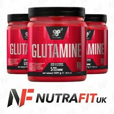 BSN GLUTAMINE muscle recovery workout powder l-glutamine unflavoured 60 servings