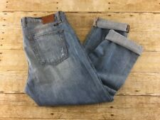 Lucky Brand Sienna Cigarette Ankle Jeans Womens 12/31 Light Wash