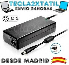 CARGADOR PARA PORTATIL HP Business Notebook nx8220 19V 4,74A 7,4*5,0 mm 90w