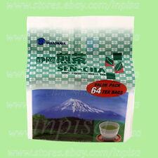 SENCHA GREEN TEA TAKAOKAYA 4 Packs x 64 BAGS KOSHER SHIZOUKA - MASUDAEN