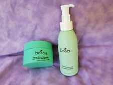 BOSCIA EXFOLIATING PEEL GEL AND CACTUS WATER SET NO PACKAGE