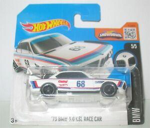 Hot Wheels - 73 BMW 3.0 CSL Race Car (2016)