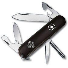 New Swiss Army 54123 Black Scout Tinker Victorinox Knife Sale New In Box Sale
