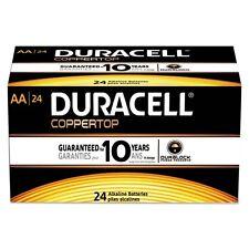 Duracell Coppertop Alkaline Batteries - Mn1500B24