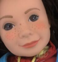 TLC Vinyl Doll Punky Brewster NBC TV Show Character 1984 Vintage 80's Galoob