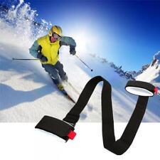 Adjustable Ski Straps Ski Shoulder Sling Hand Carrier Dual Board Binding Belt W