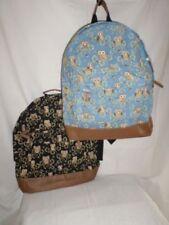 Accessoires sacs à dos marrons en toile pour homme