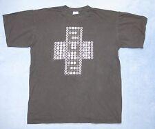 FRONT 242 T-Shirt Größe L EBM Skinny Puppy FLA VAC Covenant Dark Electro DAF