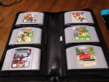 N64 Game Lot of 6 Nintendo Mario Party Gold Super 64 Diddy Kong Starfox EXCELLEN