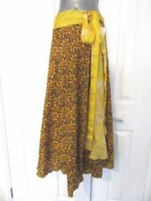 3a44df962cbcc Silk Women's Wrap & Sarong Skirts for sale | eBay