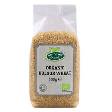 Organic Bulgur (Bulgar, Burghul Wheat, Cracked Wheat) 500g
