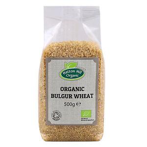 Organic Bulgur Wheat 500g