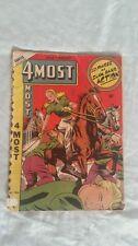 1948 4most Curtis Comic Book #4