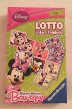 🌈Ravensburger Disney Minnie Mouse Lotto Sammelspiel ab 3 Jahre