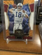 2018 Panini Select Football Peyton Manning Indianapolis Colts