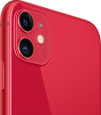 APPLE I PHONE 11 RED 64gb T-mobile CDMA & GSM