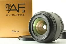[MINT in BOX] Nikon Ai AF Nikkor 24mm f2.8 D Wide Angle Prime Lens from JAPAN