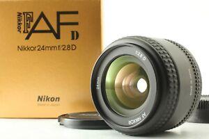 [MINT in BOX] Nikon Ai AF Nikkor 24mm f2.8 D Wide Angle Prime Lens from JAPAN