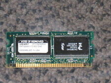 SM73288XV1CIEG1DA0 32MB 72PIN SODIMM FLASH TESTED
