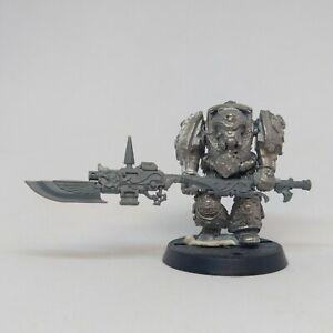 Grey Knights Terminator Librarian Space Marines Rogue Trader Metal Warhammer 40k