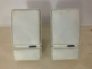 Polk Audio M Series M3II White Indoor/Outdoor Surround Sound Speakers Pair (2)