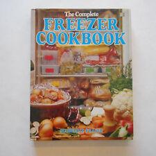 Complete Freezer Cookbook Madeline Fraser H/C