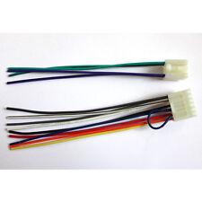 Radio Reverse Male Wire Wiring Harness Toyota Echo Camry Celica Corolla Matrix