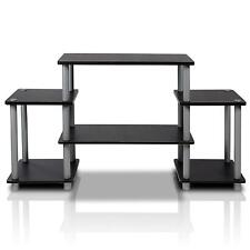 Flat Screen Media Storage Table Entertainment Center TV Stand Organizer
